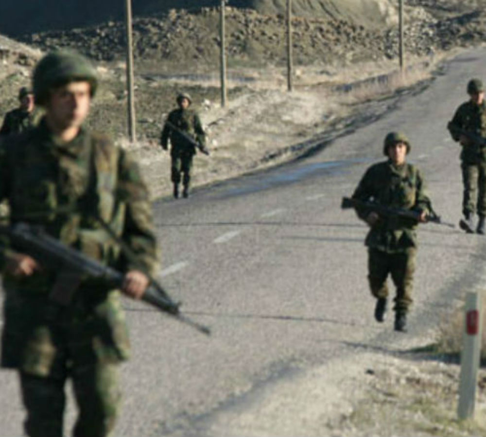 Deputy Killed 4 Others Wounded In Ambush Attack: 5 Security Force Members Killed, 3 Injured In PKK Attacks