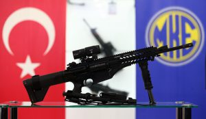 The MPT-76 National Infantry Rifle.  Evrim Aydin / Anadolu Agency
