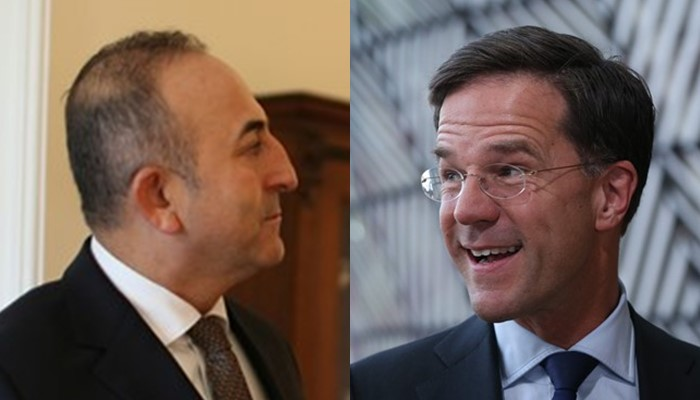 Maurits Hendriks Netherlands Prime Minister Mark Rutte L: FM Çavuşoğlu: I Thought Dutch PM Was A Real Man