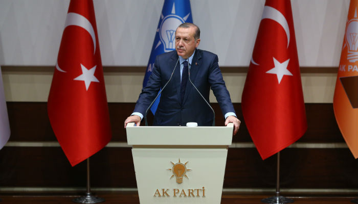 Either open accession chapters or goodbye, Erdoğan tells EU