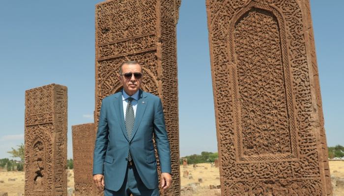 Erdoğan says the target is not himself but Turkey, Islam - Turkish