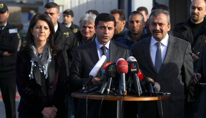 Selahattin Demirtaş: an ever-present threat to Erdoğan 21