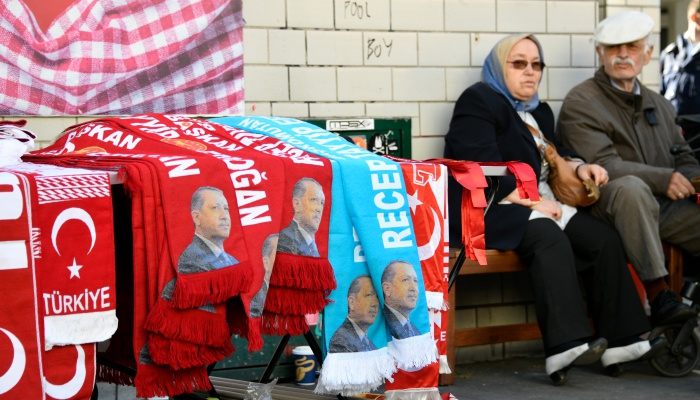 GERMANY-TURKEY-POLITICS-DIPLOMACY-DEMONSTRATION - Turkish Minute