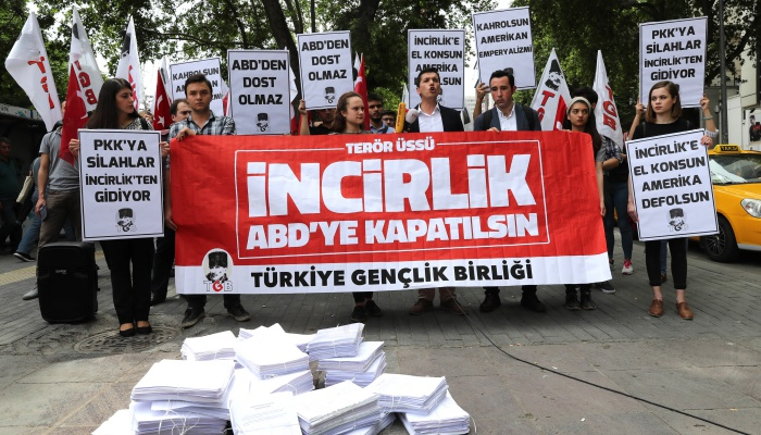 OPINION Why Erdoan And Partners Are Targeting Ncirlik Airbase In Turkey