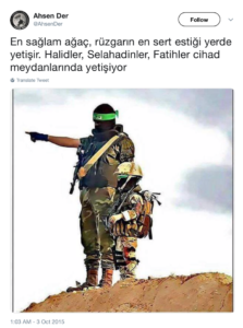 Al-Qaeda and ISIL outfits operate in Turkey under charity cover 21