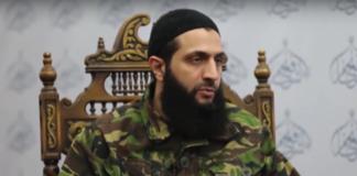 Abu Mohammad al-Julani Breakin...
