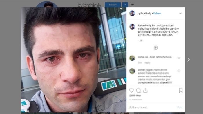 Kurdish airport worker commits suicide over social exclusion due to