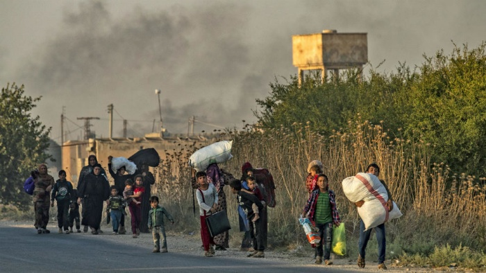 Turkish-backed militants abused civilians in Syria, says Human Rights Watch