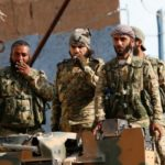 Turkish-backed militias shell north Syria, cut off water to some half million civilians