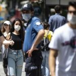 Turkey's coronavirus cases exceed 210,000, death toll at 5,323