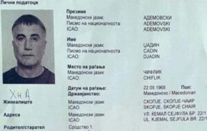 Turkish mob boss resided in North Macedonia with fake documents: report 20